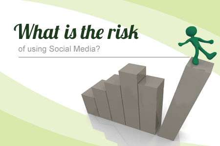 What is the risk of Social Media?