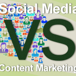 Social Media vs Content Marketing